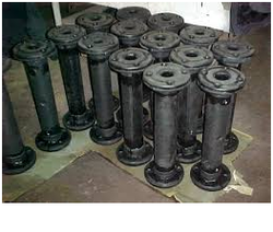 Rubber Lining Of Pipe