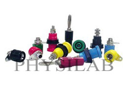 Physilab Plastic Insulated Socket, Spin Free, For Laboratory, Packaging Type: Box Packing