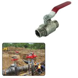 Brass Ball Valve for Pipes