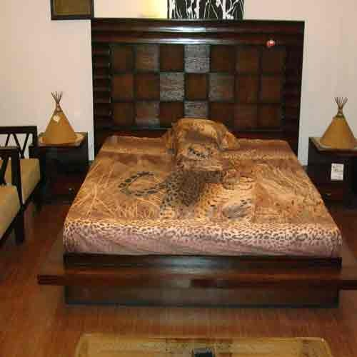 Bedroom Furniture Sleeping Bed Manufacturer from Mohali. Wooden Furniture Bad Design