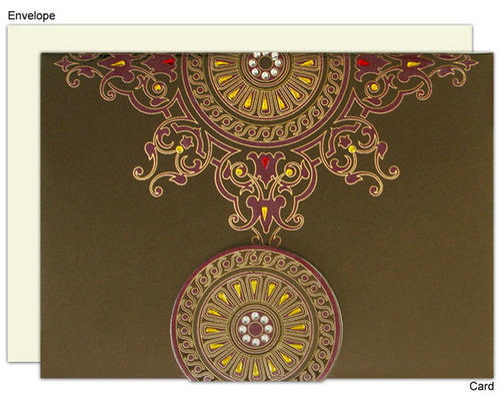 Hindu Wedding Cards Muslim Wedding Cards Retailer from Kozhikode