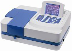 UV Visible Spectrophotometer (Double Beam)