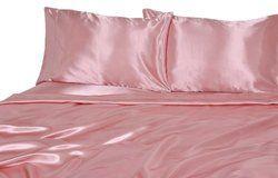 Flat Sheet Satin Silk Solid At Rs 4000 /piece | Vijay Nagar | Indore | ID:  4680161030
