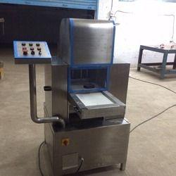 Paratha Cutting/ making  Machine