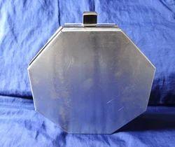 Big Octagon Box Clutch