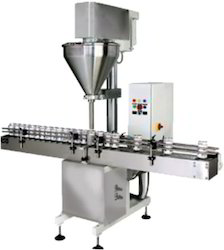 Semi Automatic Powder Auger Filling Machine