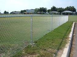 Chain Link Fencing (Pvc Coated)