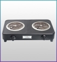 Coil Stove Double