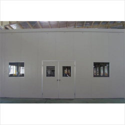 Sandwich Panel Window
