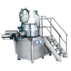 Rapid Mixer Granulating Machines