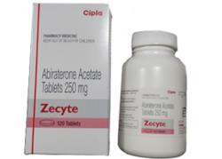 Abiraterone 250 mg Zecyte Tablets