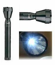 1200 Mtr 3 Britelite Challenge LED Torch, Warranty: 1, Capacity: 13000-15999 mAh