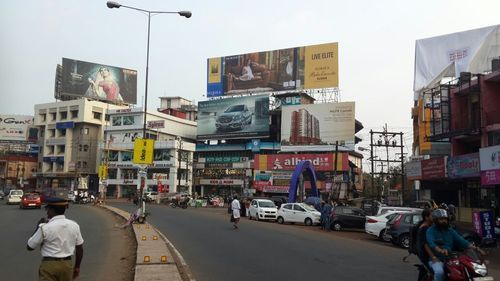 hoarding advertising calicut