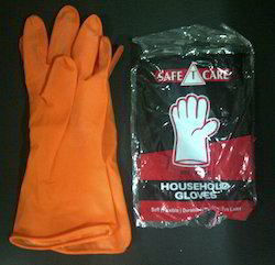 Safety Care Rubber Gloves