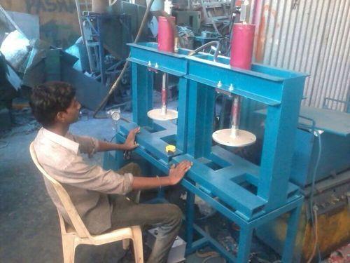 Semi Automatic Hydraulic Paper Plate Making Machine & Semi Automatic Hydraulic Paper Plate Making Machine at Rs 36000 ...