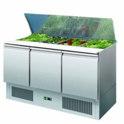 Saladette Counter