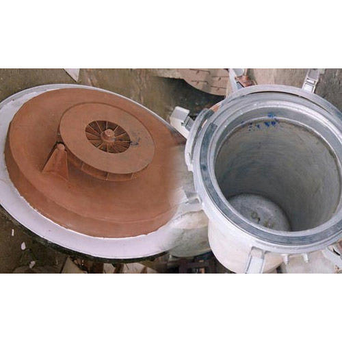 Pot Assembly Vacuum Pots Manufacturer From Faridabad