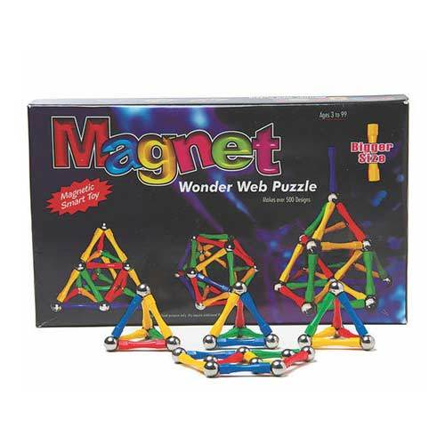 Indoor Games Magnet Puzzle Game Manufacturer From Delhi