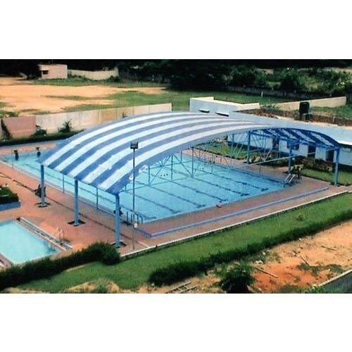 Swimming Pool Roofing Sheet at Rs 85 /square feet(s) | Roofing ...