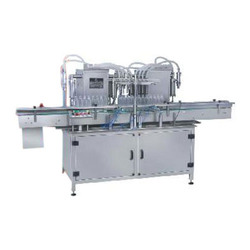 Automatic Bottles Liquid Filling Machine