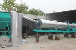 Cow Duct Rotary Dryer