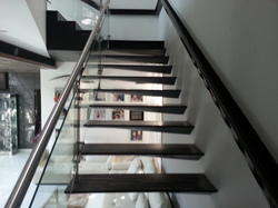 Customized SS Staircase