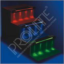 Multiplex Step LED Light