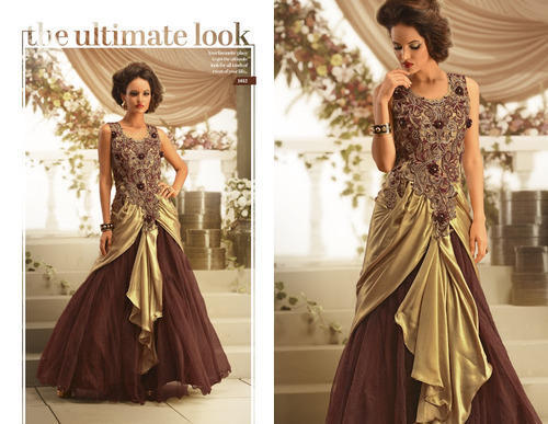 Ladies Gown View Specifications Details Of Ladies Gown By