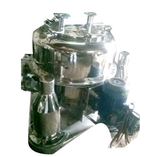 SS GMP Model Centrifuge Machine