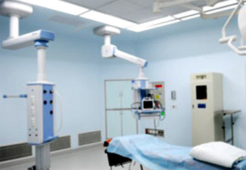 Modular Operation Theatre The Wall Amp Ceiling