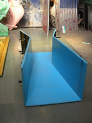 FRP Rainwater Roof Gutters