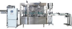 Automatic Oil Filling Capping Machines