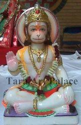Blessing Hanuman Ji Statue