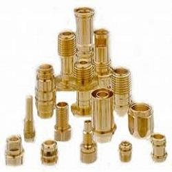 Brass Precision Machined Components