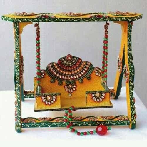 Paper Mache Jhula Paper Mache Delhi Kalakriti Creation Id