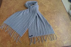 Cashmere Cabled Scarves