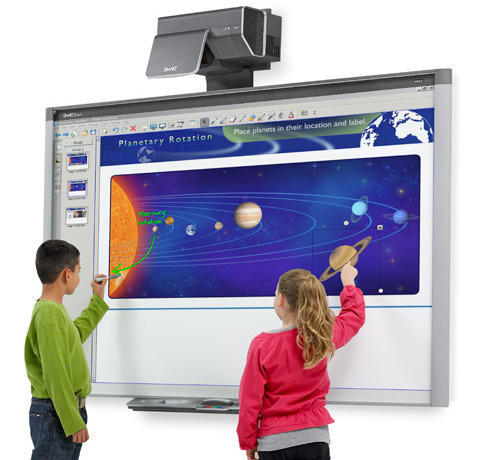 how to make a smart board at home