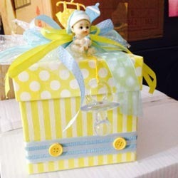 Baby announcement gift packing adhvik in balkampet hyderabad baby announcement gift packing negle Images