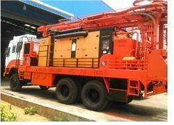 Multi-function Geothermal Water Well Drilling Machine