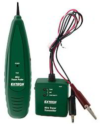 Extech Wire Tracer Kit, Model: TG20, Model Name/Number: Tg20
