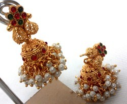 Ladies Designer Imitation Jhumka
