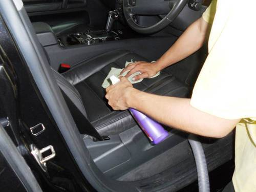 Industrial Car Interior Cleaning Service In Chinchwad Pune Job