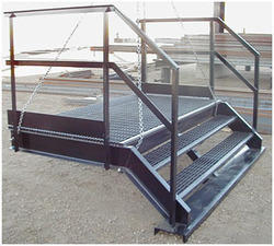 Steel Fabrication, Location: All-India