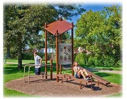 Adult Fitness Unit Outdoor Fitness Unit