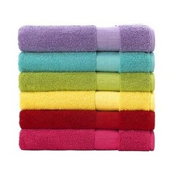 100/% Organic Cotton Extra Absorbent Bath Towels Purple A /& B TRADERS Bath Sheets Extra Large Size 90x 190 cm