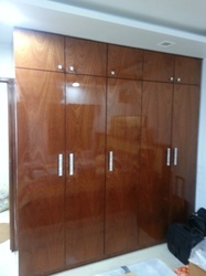 Wooden Cupboard Designs For Bedrooms Indian Homes home furnishing - wooden cupboard manufacturer from mumbai