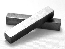 Square Parallel Keys