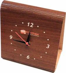 Wooden Desktop Watch