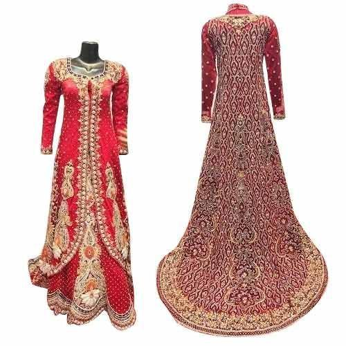 Indian Wedding Gown, Bridal Gowns | Karol Bagh, New Delhi | Limra ...