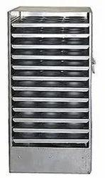 2700 Stainless Steel Idli Steamer, For Restaurant, Capacity: 54
